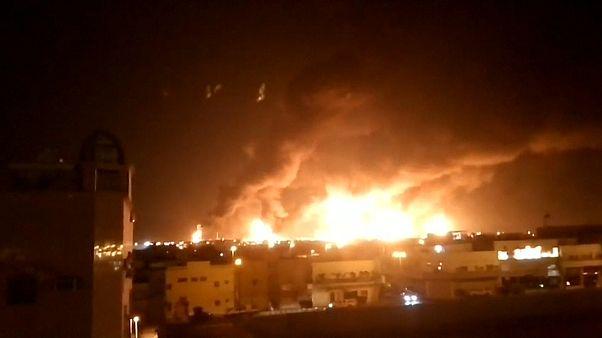Europa preocupada por los ataques a las refinerías saudíes