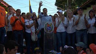 """Guaidó a Colombia: """"No le sigan el juego a Maduro"""" por lo de las fotos"""