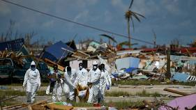 Dorian'dan sonra Humberto: Bahamalar'da yaralar sarılmadan yeni bir afet kapıda