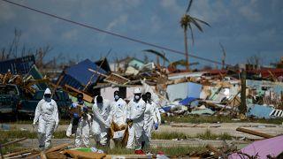 Новый шторм на разрушенных Багамах