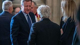 """David Cameron """"ne regrette rien"""" mais pense """"tous les jours au Brexit"""""""