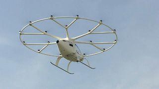 طائرة Volocopter