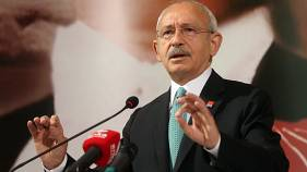 CHP Parti Meclisi (PM), CHP Genel Başkanı Kemal Kılıçdaroğlu başkanlığında parti genel merkezinde toplandı.