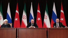 Türkiye, Rusya ve İran arasında Ankara'da düzenlenecek İdlib zirvesinde neler görüşülecek?
