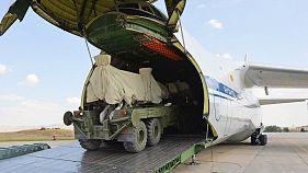 MSB: S-400'lerin 2. Batarya malzemelerinin Ankara'ya sevkiyatı tamamlandı