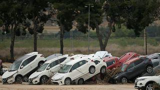İspanya'nın Akdeniz kıyılarında sel felaketi 6 can aldı