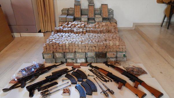Εξαρθρώθηκε στην Κρήτη διεθνές κύκλωμα διακίνησης όπλων και πυρομαχικών
