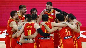 FIBA Dünya Kupası: Arjantin'i 20 sayı farkla yenen İspanya şampiyon
