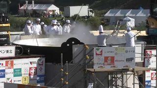 No comment: gigantikus bográcsgulyás Japánban