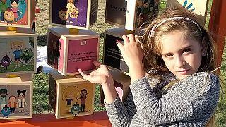 'Çocuğum, Haklıyım': Çocuklar haklarını oyuncakla öğreniyor