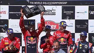 Rally: Ogier vince in Turchia e sale in seconda posizione nel Mondiale