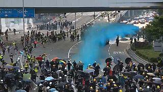 Χονγκ Κοννγκ: Ζήτησαν παρέμβαση του Λονδίνου οι διαδηλωτές