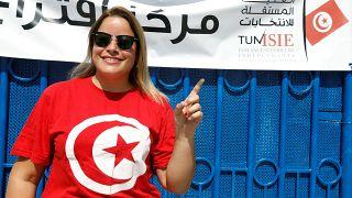 Alta abstención en las presidenciales de Túnez