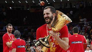 Espanha torna-se campeã mundial de basquetebol ao bater a Argentina