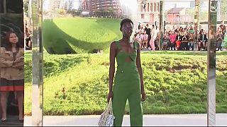 London Fashion Week con protesta ambientalista