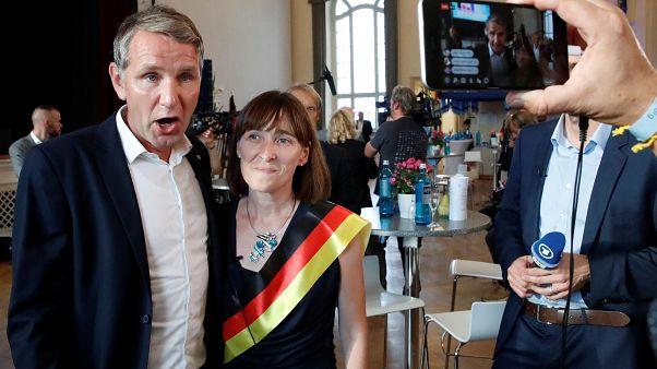 Björn Höcke bricht ZDF-Interview ab und droht dem Reporter