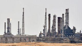 تاسیسات نفتی آرامکو در عربستان
