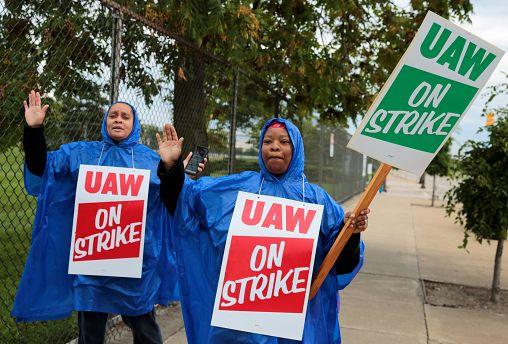 Streik bei General Motors