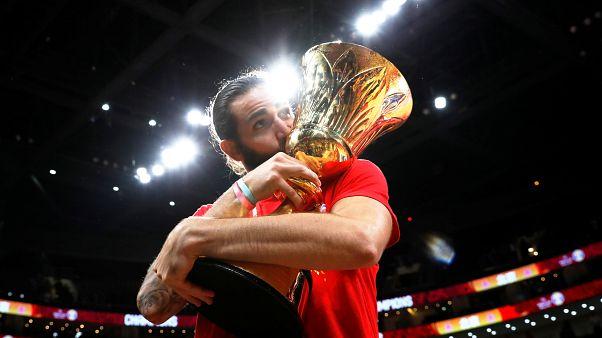"""El sueño fue """"más grande que el miedo"""" y España se proclamó campeona del mundo de baloncesto"""