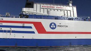 Ρωσία: Ο πρωτός πλωτός πυρηνικός σταθμός