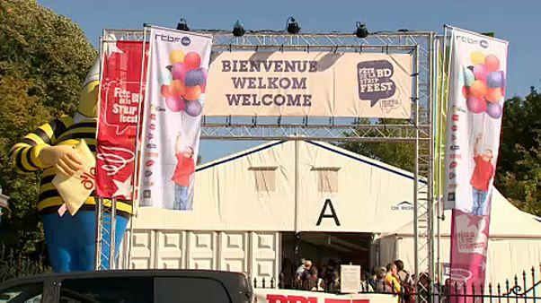 Festival de BD junta ativismo e direitos das mulheres
