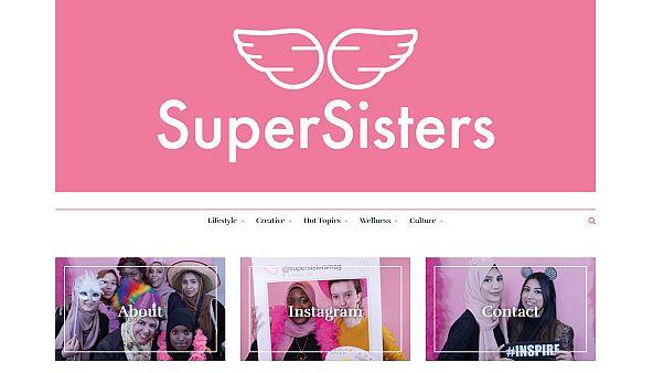 Müslüman kadınlara yönelik siteyi İngiliz İçişleri Bakanlığı'nın gizlice finanse ettiği ortaya çıktı