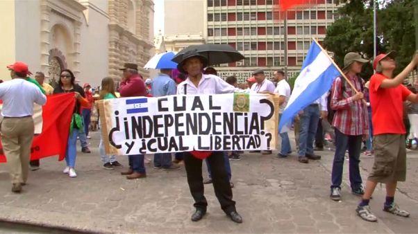 """Honduras: Demonstranten fordern Ende der """"kriminellen Diktatur"""""""