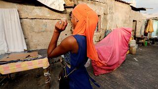 سنغالية في العاصمة داكار