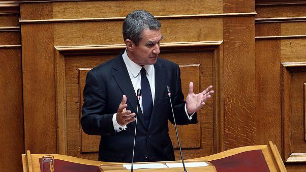 Ο βουλευτής του ΚΙΝΑΛ Ανδρέας Λοβέρδος