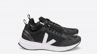 "VEJA launches ""first post-petroleum running shoe"""