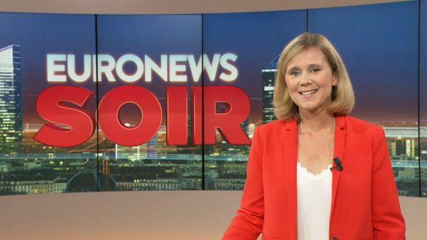 Euronews Soir : l'actualité du lundi 16 septembre 2019