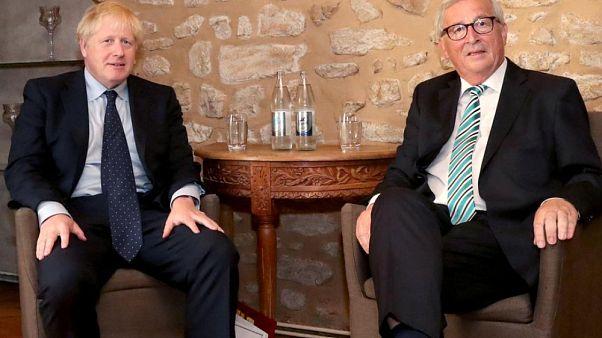Brexit: Johnson-Juncker görüşmesinden bir sonuç çıkmadı