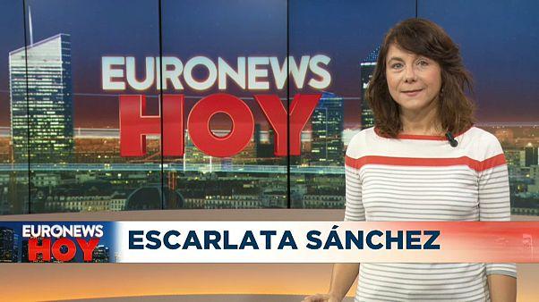Euronews Hoy | Las noticias del lunes 16 de septiembre de 2019
