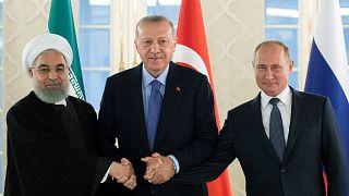 Cumhurbaşkanı Erdoğan: Suriye konusunda tam mutabakat içerisindeyiz