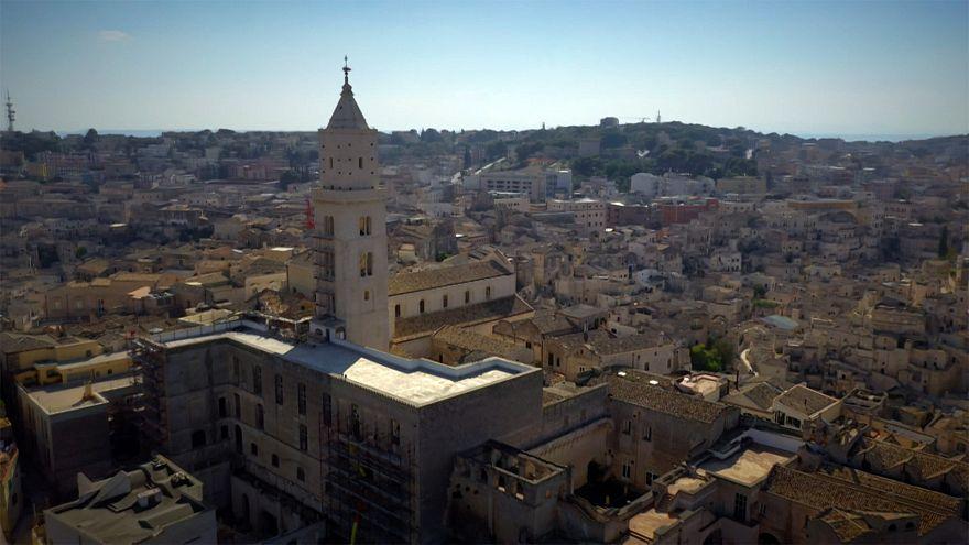 Matera, capital europeia da cultura e da cocriação