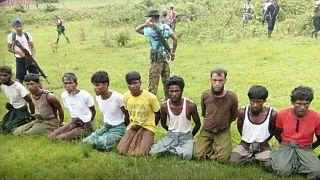 BM: 600 bin Arakanlı Müslüman Myanmar'da soykırım riski altında