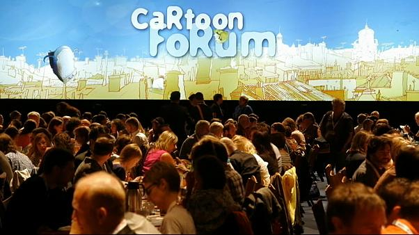 Lancement du Cartoon Forum, pour les amateurs d'animation