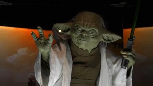 """Európa legnagyobb """"Star Wars""""-gyűjteménye a Bálnában"""