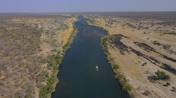 Angola'nın yeşilliklerle kaplı 'cennet köşesi': Cuando Cubango Bölgesi