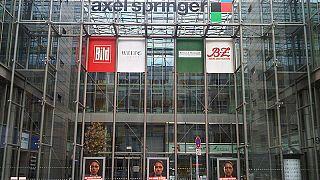 """""""Großer Schnitt"""" beim  Axel-Springer-Verlag"""