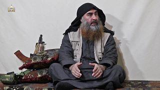 """زعيك تنظيم """"الدولة الإسلامية"""" داعش أبو بكر البغدادي.29/04/2019"""