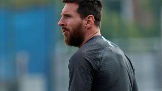 Vuelve la Champions, vuelve Messi