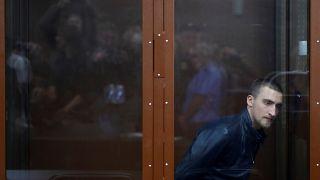 Dura condena contra un actor que fue detenido durante las protestas antigubernamentales en Moscú