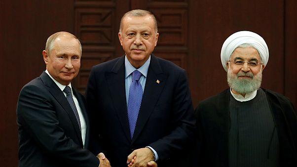 Suriye konulu Üçlü Zirve'de öne çıkan 4 madde