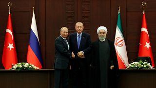 Syrien-Gipfel in Ankara: Keine Lösung für Rebellenhochburg Idlib