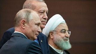 Ankara'da Suriye üçlü zirvesi: Tünelin ucunda ışık görüldü mü?