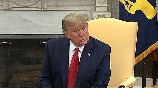 """""""No quiero una guerra"""", dice Donald Trump"""