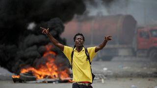 Haití: segundo día de parálisis por la escasez de combustible