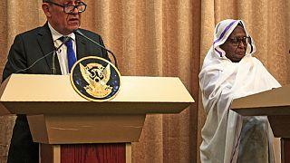 La France plaide pour la réintégration du Soudan à la communauté internationale