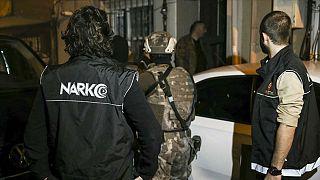 İstanbul'da uyuşturucu operasyonu: 35 kişi gözaltına alındı